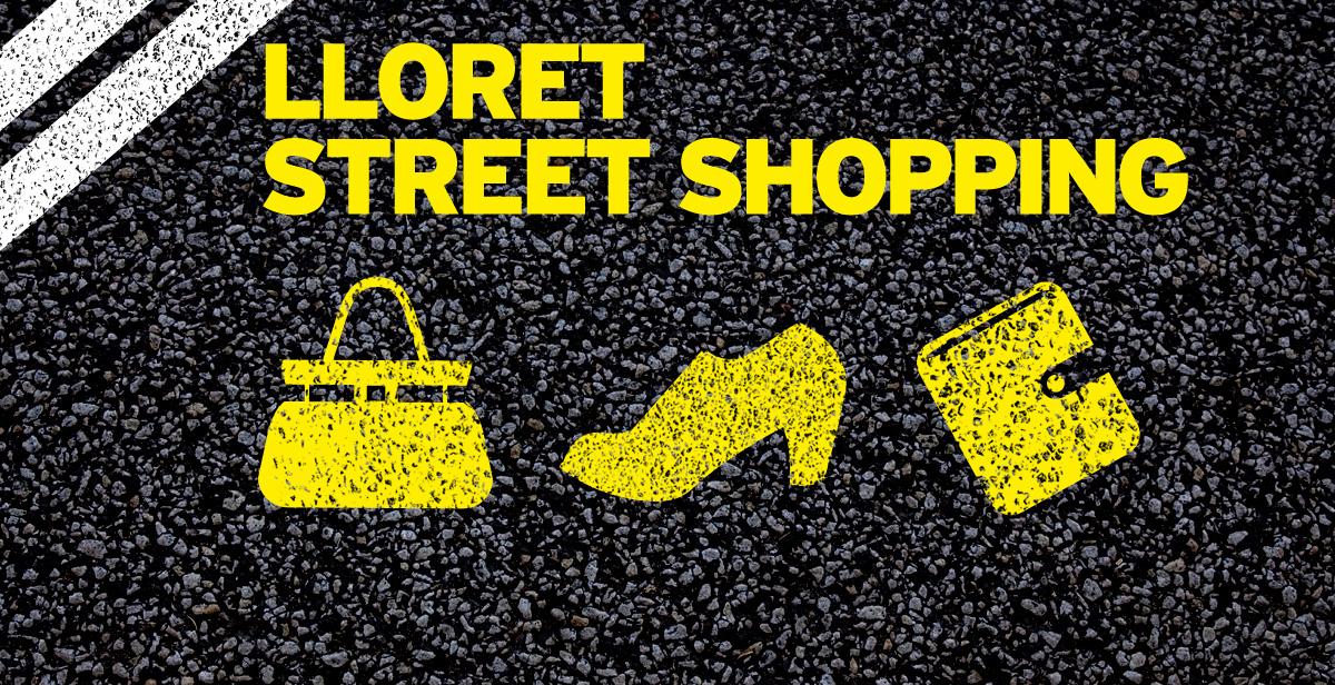 XXVII Lloret STREET Shopping