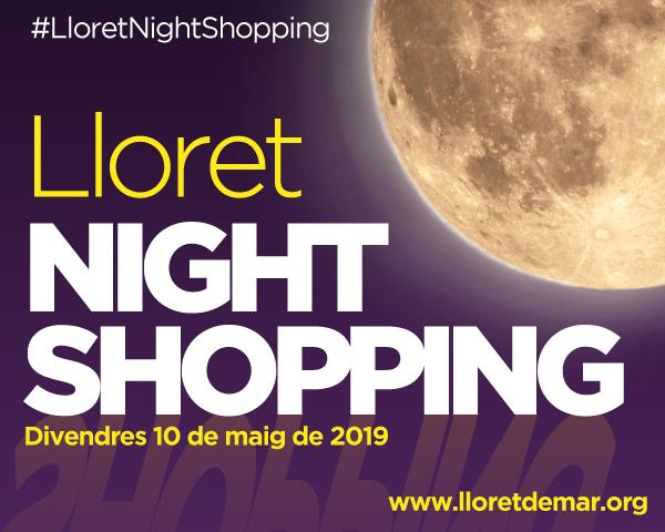 LLORET NIGHT SHOPPING